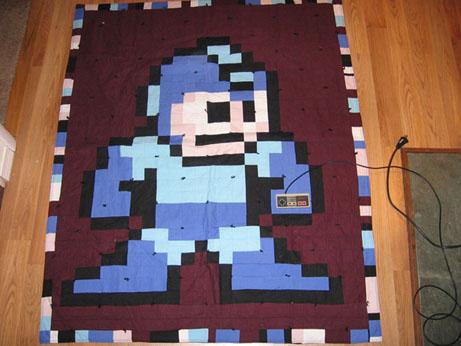 Megaman 8 Bit. Now Mega Man!